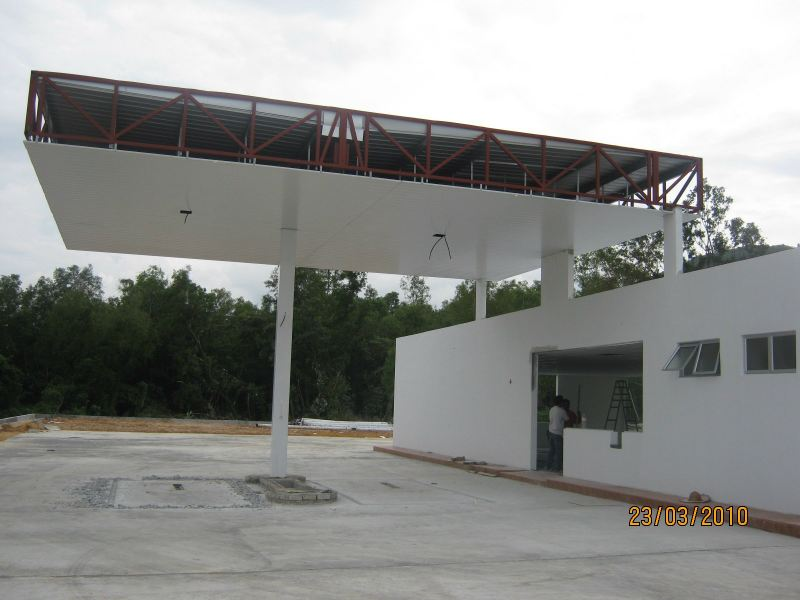 Ipoh Petrol Station Ipoh Petrol Station Previous Projects Malaysia, Selangor, Kuala Lumpur (KL), Puchong. Project, Developer, Construction | Megajuta Group