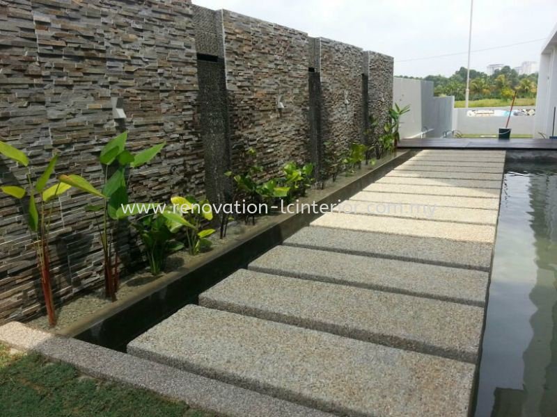 CHERAS LANDSCAPING DESIGN Landscaping / Hardscape Landscape / Hardscape Design Selangor, Kuala Lumpur (KL), Malaysia. Service, Design, Supplier, Supply   LC Cabinetry & Renovation Design