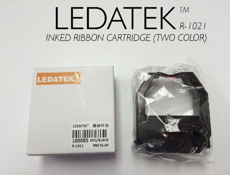 LEDATEK R1021 TIME RECORDER INKED RIBBON Accessories Time Recorder Johor Bahru, JB, Johor, Malaysia. Supplier, Suppliers, Supplies, Supply | LEDA Technology Enterprise