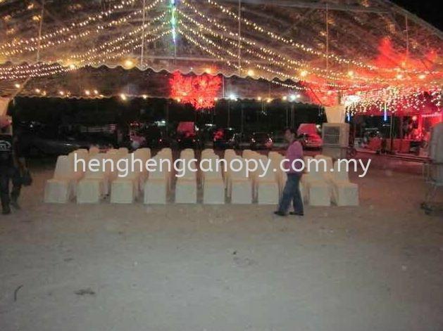 Transparent Canopy Tent Penang, Pulau Pinang, Sungai Bakap, Malaysia. Rental, Supplier, Supply, Setup, Service | Heng Heng Canopy
