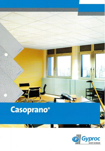 CASOPRANO Gyproc Selangor, Kuala Lumpur (KL), Malaysia. Supplier, Suppliers, Supplies, Supply | Bailey Plaster Trading Sdn Bhd