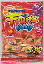 C25 Pineapple Fruit Candy Camel Selangor, Kuala Lumpur (KL), Malaysia. Wholesaler, Manufacturer, Supplier, Supply | Candy Empire Industries Sdn Bhd