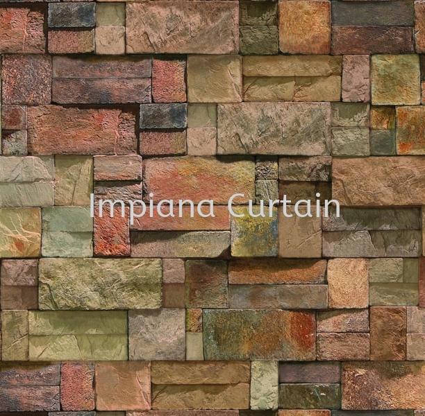 PRODUCT ID:85021-1 Stone Touch Wallpaper Selangor, Kuala Lumpur (KL), Malaysia, Petaling Jaya (PJ), Shah Alam Supplier, Suppliers, Supply, Supplies | Impiana Curtain Enterprise