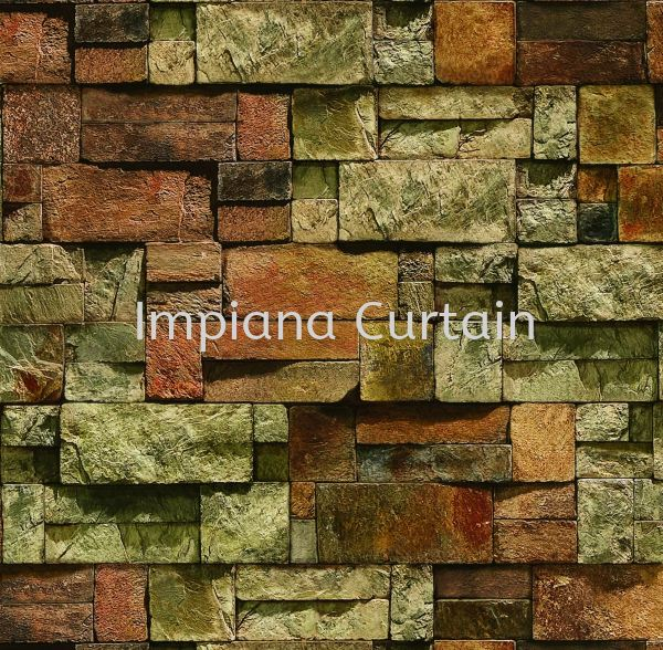 PRODUCT ID:85020-2 Stone Touch Wallpaper Selangor, Kuala Lumpur (KL), Malaysia, Petaling Jaya (PJ), Shah Alam Supplier, Suppliers, Supply, Supplies | Impiana Curtain Enterprise