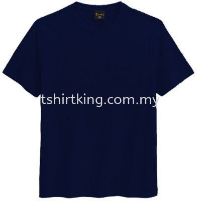 Basic Round Necks Tee 160gsm Others Penang, Pulau Pinang, Malaysia. Supplier, Suppliers, Supply, Supplies, TShirtKing  | Texline Lino Sdn Bhd