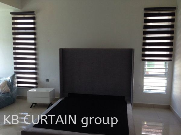 Roller Blinds Blinds (Indoor) Johor Bahru (JB), Skudai, Singapore Design, Supplier, Renovation | KB Curtain & Interior Decoration