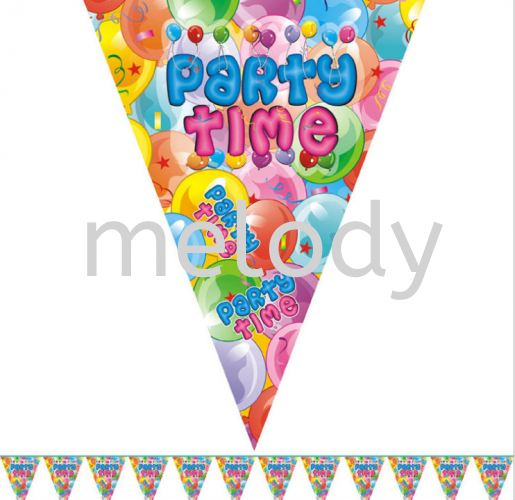 Party Flag Banner