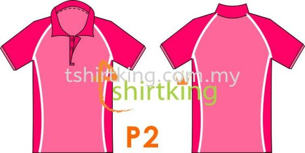P2 Custom Made T-Shirt Pattern Penang, Pulau Pinang, Malaysia Supplier, Suppliers, Supply, Supplies, TShirtKing  | Babajob Sdn Bhd