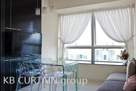 Dimout Curtain Curtain Johor Bahru (JB), Skudai, Singapore Design, Supplier, Renovation | KB Curtain & Interior Decoration