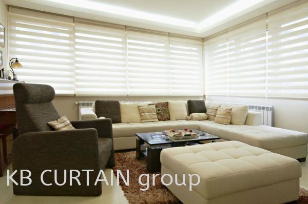 Zebra Blinds Blinds (Indoor) Johor Bahru (JB), Malaysia, Singapore, Mount Austin, Skudai, Kulai Design, Supplier, Renovation | KB Curtain & Interior Decoration