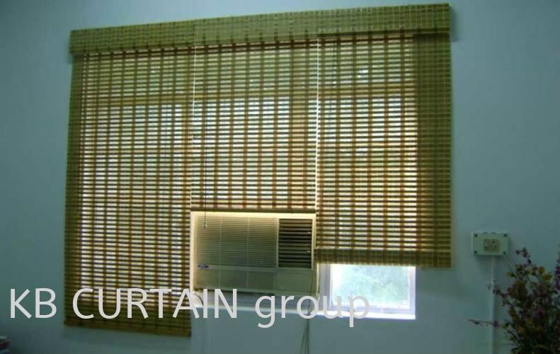 Bamboo Chicks Blinds (Outdoor) Johor Bahru (JB), Skudai, Singapore Design, Supplier, Renovation | KB Curtain & Interior Decoration