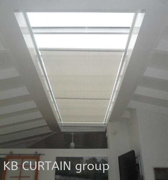 Skylight Motorized Johor Bahru (JB), Skudai, Singapore Design, Supplier, Renovation | KB Curtain & Interior Decoration