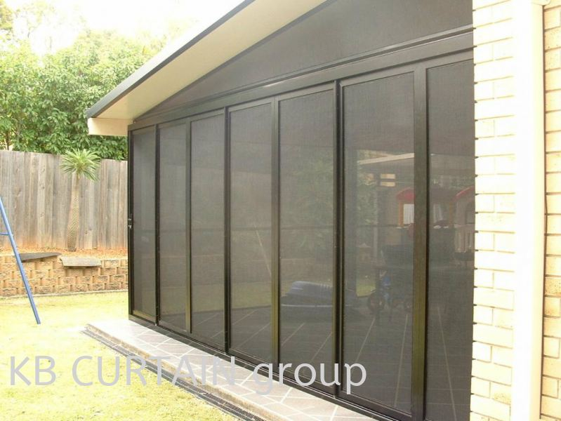 Flyscreen Motorized Johor Bahru (JB), Skudai, Singapore Design, Supplier, Renovation | KB Curtain & Interior Decoration