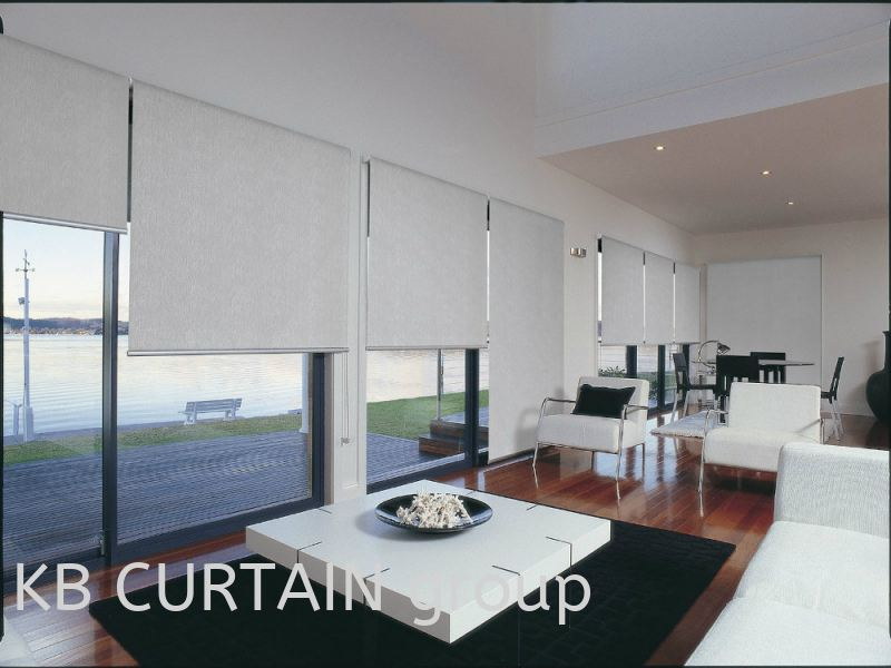 Window Blinds System Motorized Johor Bahru (JB), Skudai, Singapore Design, Supplier, Renovation | KB Curtain & Interior Decoration