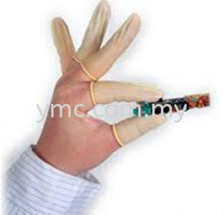 CUT OFF FINGER COT ESD - Cleanroom Gloves - Finger Cots  Seremban, Negeri Sembilan, Malaysia. Supplier, Suppliers, Supply, Supplies   YMC Industrial Supply Sdn Bhd