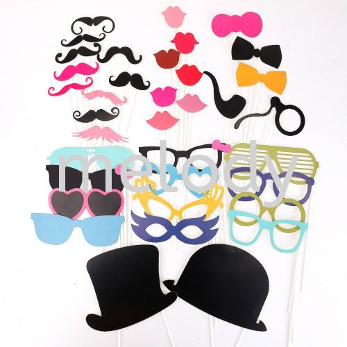 Party Mustache \ Photo Booth Selfie