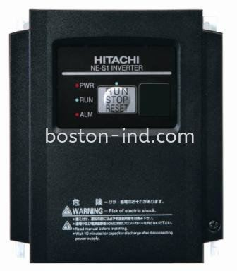 Hitachi NES1 Frequency Inverter Hitachi Drive and Automation Johor Bahru (JB), Johor. Supplier, Suppliers, Supply, Supplies | Boston Industrial Engineering Sdn Bhd