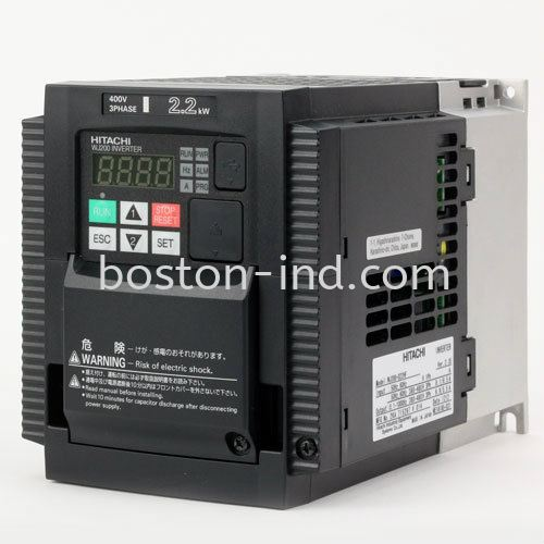 Hitachi WJ200 Frequency Inverter Hitachi Drive and Automation Johor Bahru (JB), Johor. Supplier, Suppliers, Supply, Supplies   Boston Industrial Engineering Sdn Bhd
