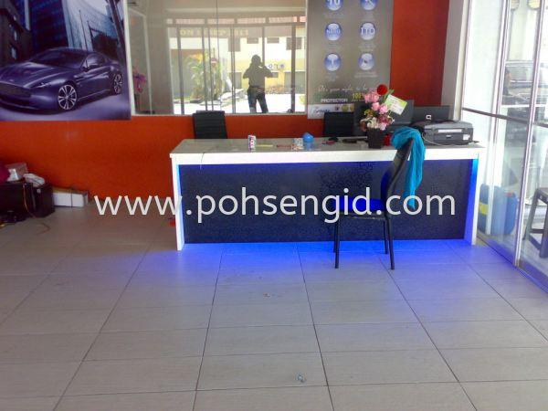 Counter Seremban, Negeri Sembilan (NS), Malaysia Renovation, Service, Interior Design, Supplier, Supply | Poh Seng Furniture & Interior Design
