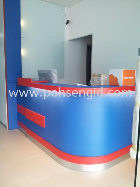 Counter Seremban, Negeri Sembilan (NS), Malaysia Renovation, Service, Interior Design, Supplier, Supply | Poh Seng Furniture & Interior Design