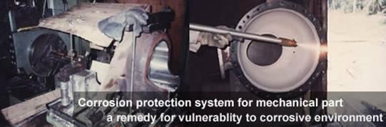 Corrosion Protection System Corrosion Protection System Malaysia, Johor, Johor Bahru (JB). Service | Valuecoat Engineering Sdn Bhd