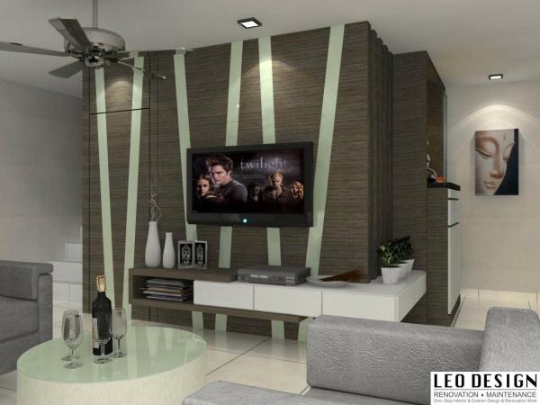 Living Design Living Design Kangkar Pulai, Johor Bahru(JB), Skudai Design, Renovation   Leo Design Sdn Bhd