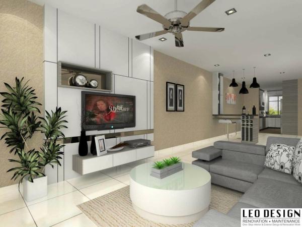 Living Design Living Design Kangkar Pulai, Johor Bahru(JB), Skudai Design, Renovation | Leo Design Sdn Bhd