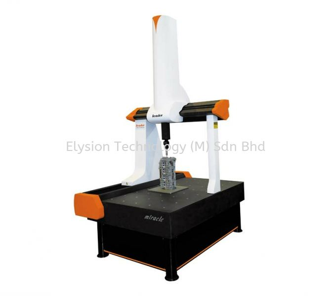 Miracle Series CMM- Representative of full automatic CMM Leader Coordinate Measuring Machine Precise Measuring Machines Malaysia, Selangor, Kuala Lumpur (KL). Supplier, Suppliers, Supply, Supplies | Elysion Technology (M) Sdn Bhd