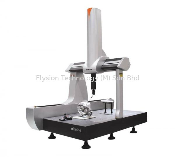 Miracle-P Series CMM- Representative of high accuracy automatic CMM Leader Coordinate Measuring Machine Precise Measuring Machines Malaysia, Selangor, Kuala Lumpur (KL). Supplier, Suppliers, Supply, Supplies | Elysion Technology (M) Sdn Bhd
