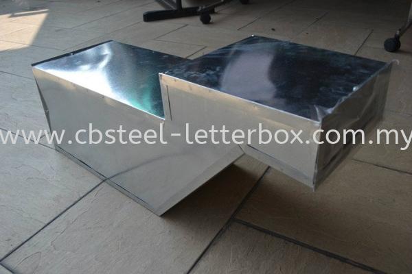 Aluminium Letter Box - Landed House Puchong, Selangor, Kuala Lumpur (KL), Malaysia. Supplier, Supply, Supplies, Manufacturer | CB Steel & Letter Box Sdn Bhd