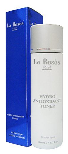 Hydro Antioxidant Toner Hydro Antioxidation Series Treatment Set Johor Bahru, JB, Johor, Malaysia. Distributor, Supplier, Wholesaler, Supplies | La Roses Principal