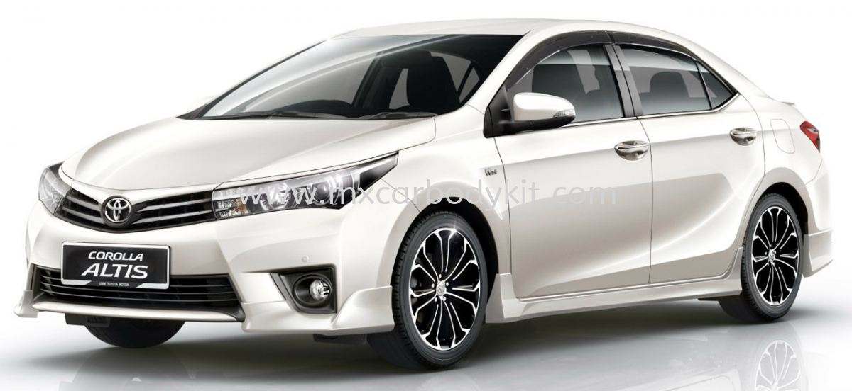 TOYOTA ALTIS 2014 OEM BODY KIT + SPOILER  ALTIS 2014 TOYOTA Johor, Malaysia, Johor Bahru (JB), Masai. Supplier, Suppliers, Supply, Supplies | MX Car Body Kit