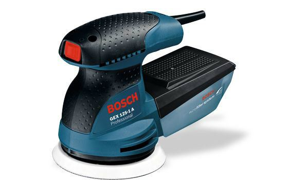 Bosch GEX 125-1 AE Professional Eccentric Sander Bosch Port Klang, Selangor, Kuala Lumpur, KL, Malaysia. Supplier, Supplies, Supply, Distributor | Chen Tat Machinery Hardware & Trading Sdn Bhd