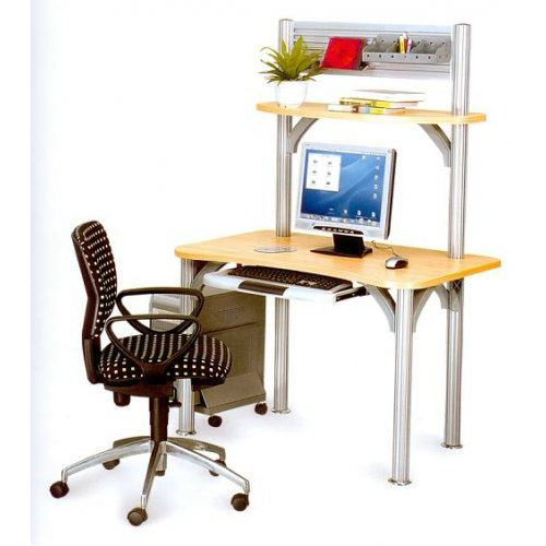 UA Computer Desk (Pole System) IT Workstation Computer Table Malaysia, Kuala Lumpur (KL), Selangor Supplier, Office Supply, Manufacturer | KS Office Supplies Sdn Bhd