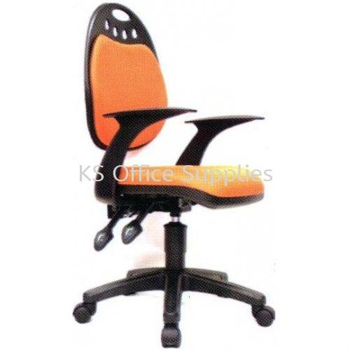 KSC211[B]-Noble II Secretarial Office Chair Office Chair/Seating Malaysia, Kuala Lumpur (KL), Selangor Supplier, Office Supply, Manufacturer   KS Office Supplies Sdn Bhd