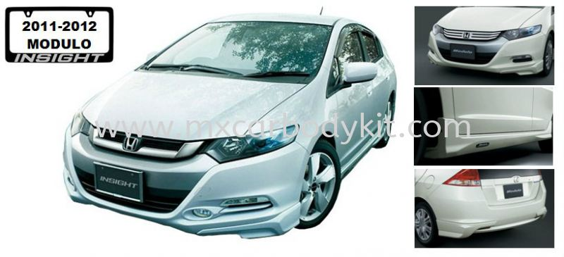 HONDA INSIGHT 2010-2012 MODULO BODYKIT  INSIGHT 2010 HONDA Johor, Malaysia, Johor Bahru (JB), Masai. Supplier, Suppliers, Supply, Supplies | MX Car Body Kit