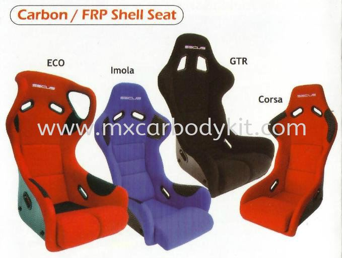 SSCUS CARBON / FRP SHELL SEAT CAR SEAT ACCESSORIES AND AUTO PARTS Johor, Malaysia, Johor Bahru (JB), Masai. Supplier, Suppliers, Supply, Supplies | MX Car Body Kit