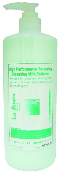 High Performance Balancing Cleansing Milk Enriched Saloon Pack La Roses Malaysia, Johor Bahru (JB) Supply Suppliers Supplies   Mee Teck Beauty Sdn. Bhd.