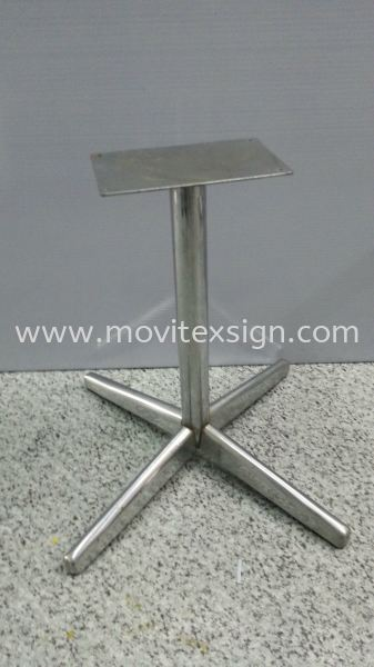 Chair or Display  Holder (click for more detail) Ready Stock for Sale Johor Bahru (JB), Johor, Malaysia. Design, Supplier, Manufacturers, Suppliers | M-Movitexsign Advertising Art & Print Sdn Bhd