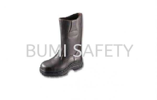 Frontier Boot 9 Height Pull-on Frontier Foot Protection Selangor, Kuala Lumpur (KL), Puchong, Malaysia Supplier, Suppliers, Supply, Supplies   Bumi Nilam Safety Sdn Bhd
