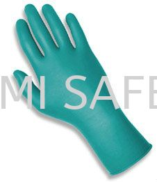 Ansell TNT Green Nitrile Disposable Glove 92-600 Hand Protection Selangor, Kuala Lumpur (KL), Puchong, Malaysia Supplier, Suppliers, Supply, Supplies | Bumi Nilam Safety Sdn Bhd