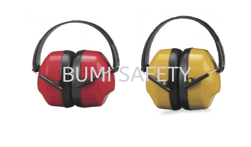 Economic Foldable Earmuff Hearing Protection Selangor, Kuala Lumpur (KL), Puchong, Malaysia Supplier, Suppliers, Supply, Supplies | Bumi Nilam Safety Sdn Bhd