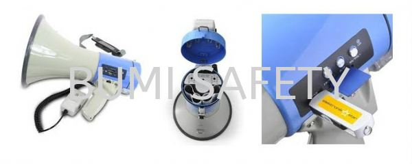 Safety -Hailer Megaphone CSR-66 USB Others Protection Selangor, Kuala Lumpur (KL), Puchong, Malaysia Supplier, Suppliers, Supply, Supplies | Bumi Nilam Safety Sdn Bhd