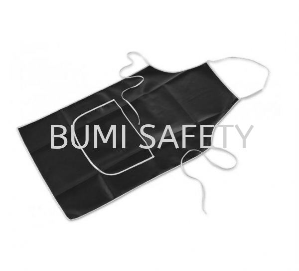 Synthetic Leather Apron Apron Protective Clothing Selangor, Kuala Lumpur (KL), Puchong, Malaysia Supplier, Suppliers, Supply, Supplies | Bumi Nilam Safety Sdn Bhd