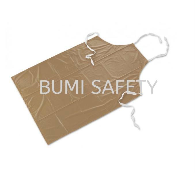 Heavy Duty Poly-Vinyl Apron Apron Protective Clothing Selangor, Kuala Lumpur (KL), Puchong, Malaysia Supplier, Suppliers, Supply, Supplies | Bumi Nilam Safety Sdn Bhd