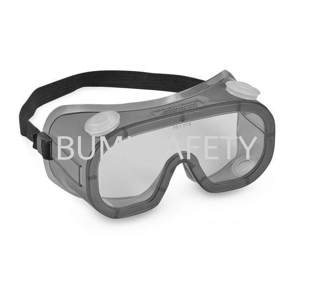 Classix Goggle - Clear Anti Fog Lens Protective Eyewears Selangor, Kuala Lumpur (KL), Puchong, Malaysia Supplier, Suppliers, Supply, Supplies | Bumi Nilam Safety Sdn Bhd