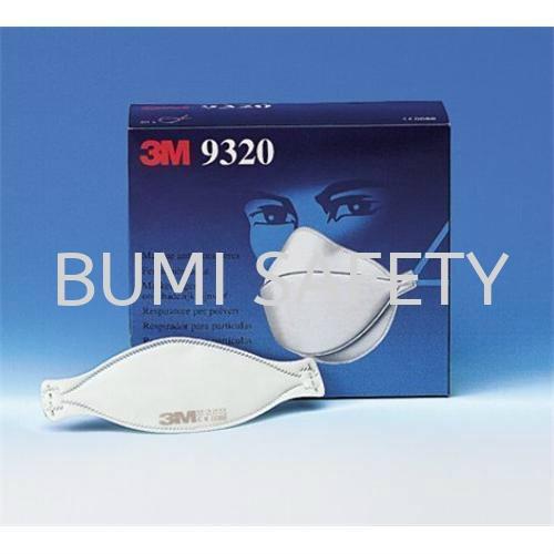 3M9320 Respirator Protection Selangor, Kuala Lumpur (KL), Puchong, Malaysia Supplier, Suppliers, Supply, Supplies   Bumi Nilam Safety Sdn Bhd