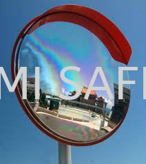 Convex Mirror     Traffic Control Safety Vest / Traffic Control Selangor, Kuala Lumpur (KL), Puchong, Malaysia Supplier, Suppliers, Supply, Supplies | Bumi Nilam Safety Sdn Bhd