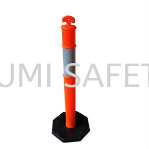 T-TOP DELINEATOR POST Traffic Control Safety Vest / Traffic Control Selangor, Kuala Lumpur (KL), Puchong, Malaysia Supplier, Suppliers, Supply, Supplies | Bumi Nilam Safety Sdn Bhd