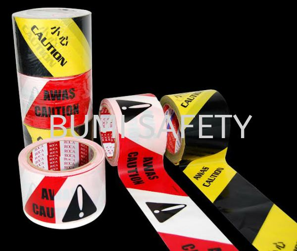 AWAS Caution Tape  Traffic Control Safety Vest / Traffic Control Selangor, Kuala Lumpur (KL), Puchong, Malaysia Supplier, Suppliers, Supply, Supplies | Bumi Nilam Safety Sdn Bhd